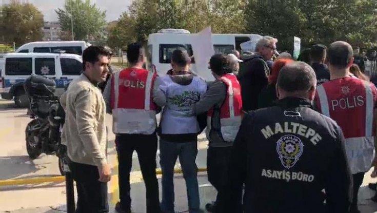 İstanbul Valiliği Kaz Dağları yürüyüşünü uygun görmedi!