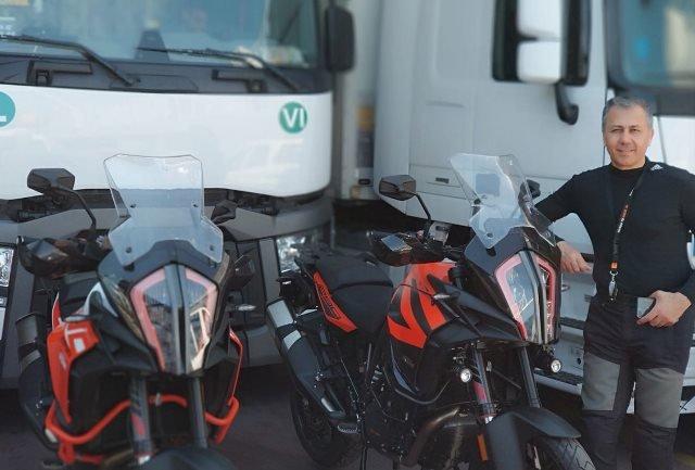 İstanbul Valisi Ali Yerlikaya'dan motosikletli paylaşım