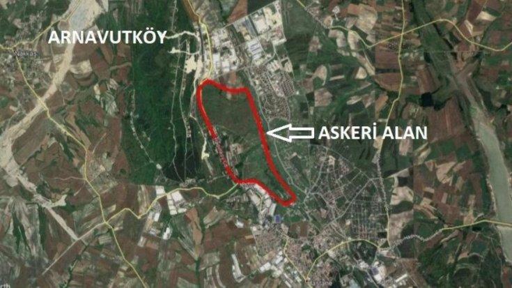 İstanbul'da 1.6 milyon metrekarelik askeri alan imara açıldı