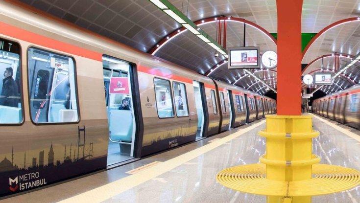 İstanbul'da UEFA Süper Kupa maçı nedeniyle metro seferleri uzatıldı