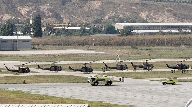 İstanbul'daki 4. Hava Alay Komutanlığı taşınacak