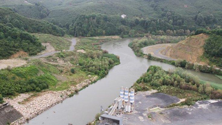 İstanbul'un önemli su kaynağı tehdidi altında