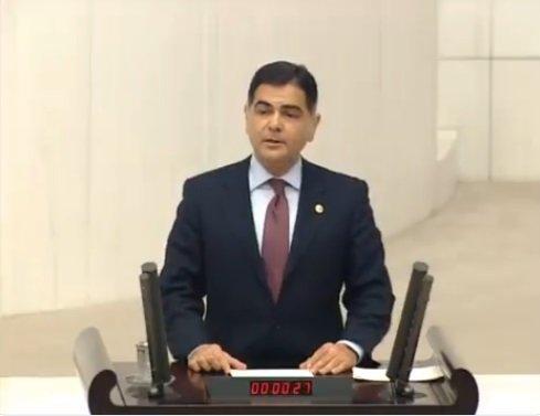 İYİ Partili vekilden Ekrem İmamoğlu'na teşekkür mesajı
