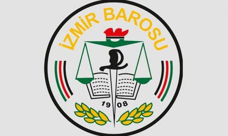 İzmir Barosu'ndan Beştepe'deki adli yıl açılış törenine katılacak olan TBB'ye: Meşruluğunuzu yitirdiniz, İzmir Barosu'nu temsil etmiyorsunuz