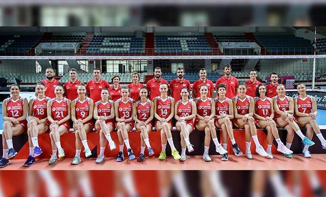 Kadınlar Avrupa Voleybol Şampiyonası başlıyor