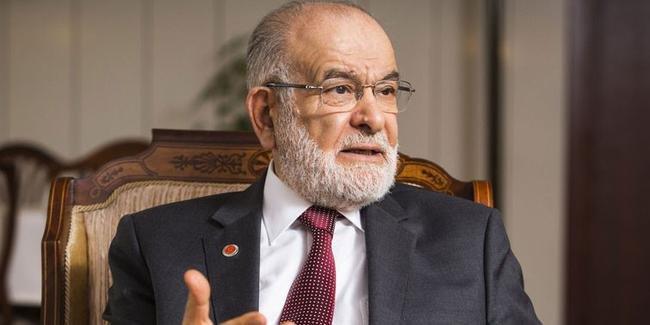 Karamollaoğlu: Diyarbakır, Mardin ve Van belediye başkanlarının görevden alınması ne demokrasi ile bağdaşır ne de adaletle