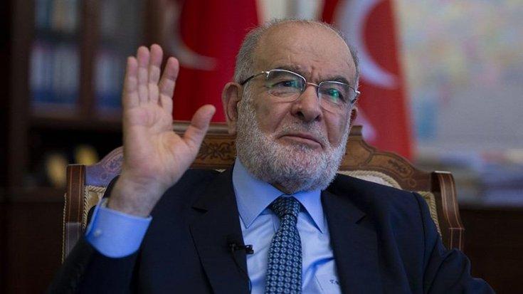 Karamollaoğlu'ndan hükümete: Beka probleminin ortadan kalkması için gitmeniz lazım