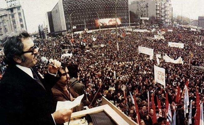 Kemal Türkler katledilişinin 39. yıl dönümünde mezarı başında anılacak