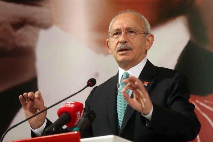 Kılıçdaroğlu 29 Ekim için yazdı: 'Yaşasın Halkçı Demokratik Cumhuriyet!'