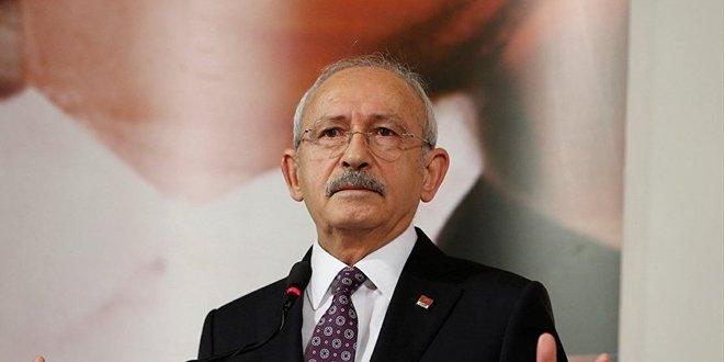 Kılıçdaroğlu: Öyle bir seçim atmosferi yaratılıyor ki elde kılıç kalkan birbirimizi öldüreceğiz