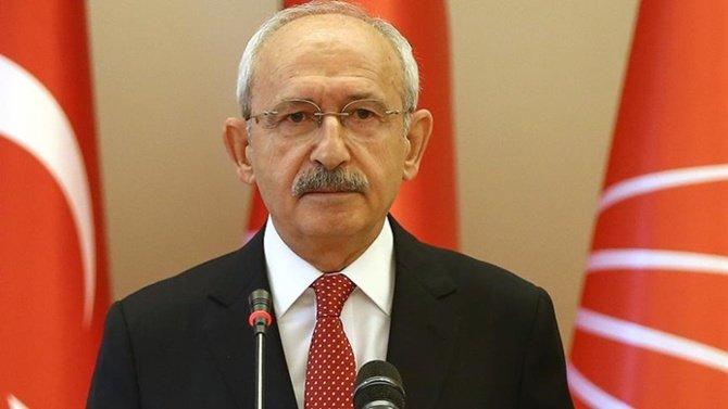Kılıçdaroğlu: Ankara'nın başkent oluşunun 96. yıl dönümünü kutluyorum, Atatürk ve kurucu kadroyu minnetle anıyorum