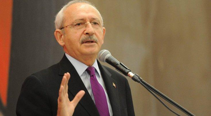 Kılıçdaroğlu: Demokrasi kültürü olarak geriye giden Türkiye gerçeği ile karşı karşıyayız
