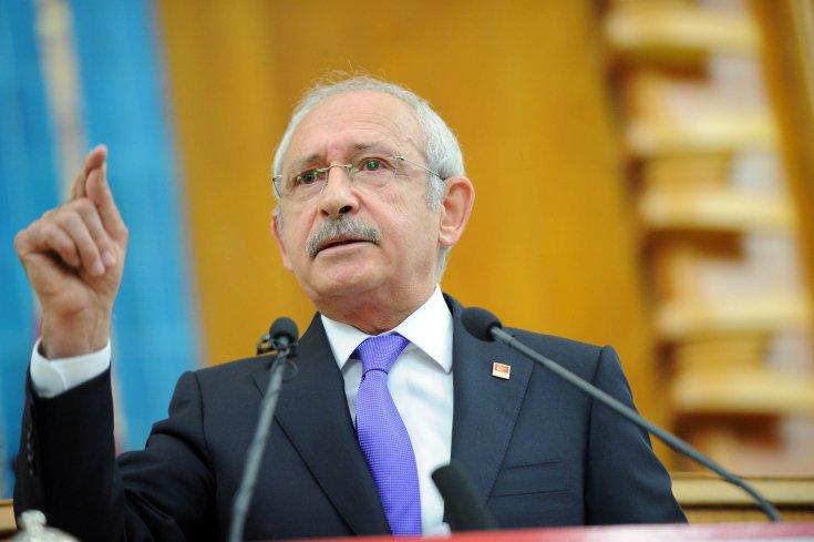 Kılıçdaroğlu: Sarayın önünde nöbet tutanlar adalet dağıtamazlar