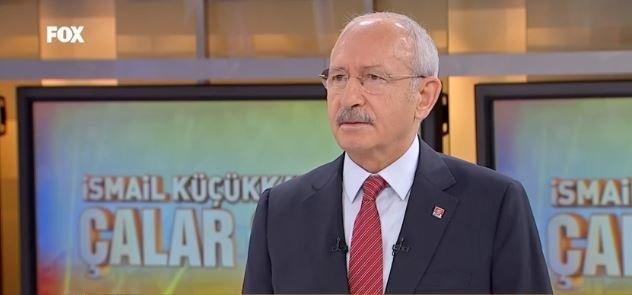 Kılıçdaroğlu, 'İsmail Küçükkaya ile Çalar Saat' programının konuğu olacak