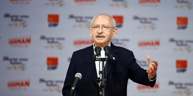 Kılıçdaroğlu: Türkiye bugün borcun taksitini ödemek için borç almak zorundadır
