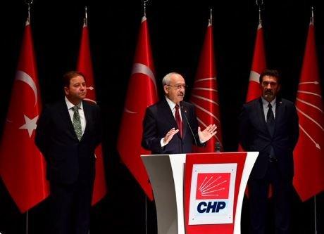 Kılıçdaroğlu Maltepeliler ile buluştu