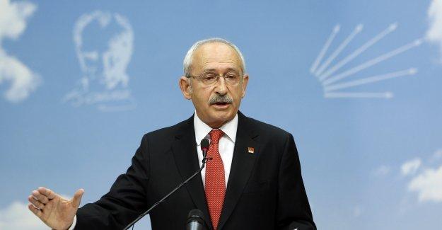 Kılıçdaroğlu: 'Son 17 yılda eğitimde çok ciddi bir çöküş yaşıyoruz'