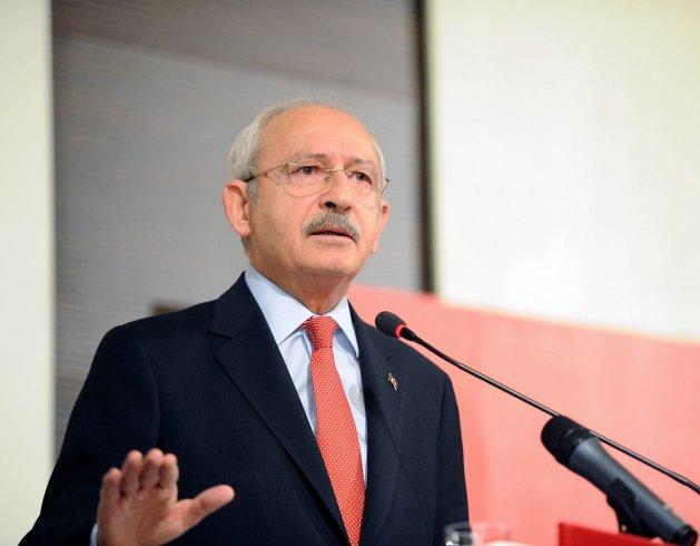 Kılıçdaroğlu: Sözcü gazetesine siyasi otoritenin talimatı ile ceza verilmiştir