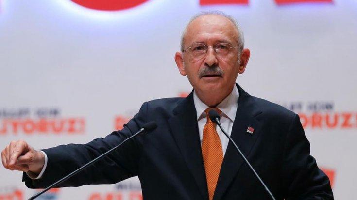 Kılıçdaroğlu'ndan Erdoğan'a: Demek ki 'Tank Palet Fabrikası' yetmedi, şimdi de İstanbul'u peşkeş çekeceksin!