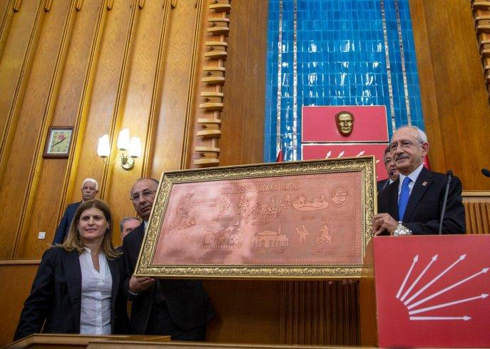 Kılıçdaroğlu'ndan Meclis'teki partilere 'Kastamonu'ya gazilik unvanı verilmesi' çağrısı