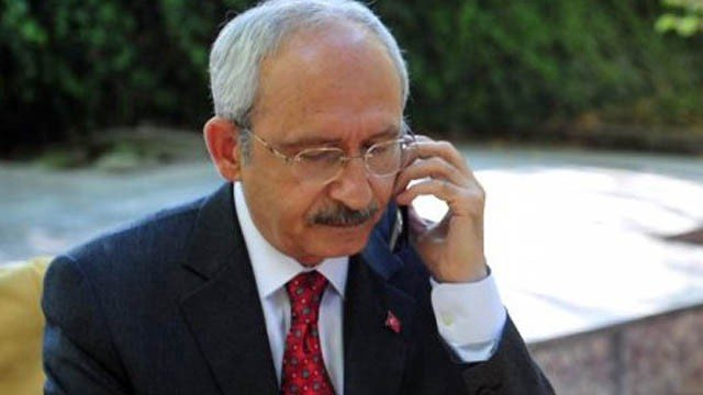 Kılıçdaroğlu'ndan Mustafa Cengiz ve Fatih Terim'e tebrik telefonu