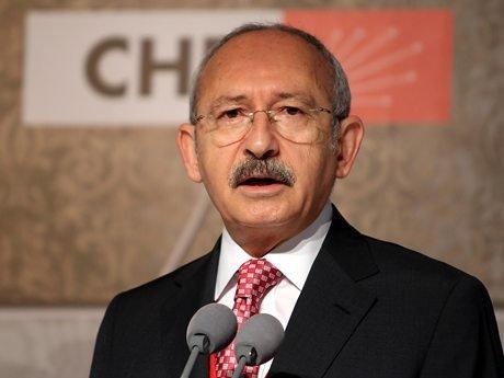 Kılıçdaroğlu'ndan şehitlerin ailelerine taziye telefonu
