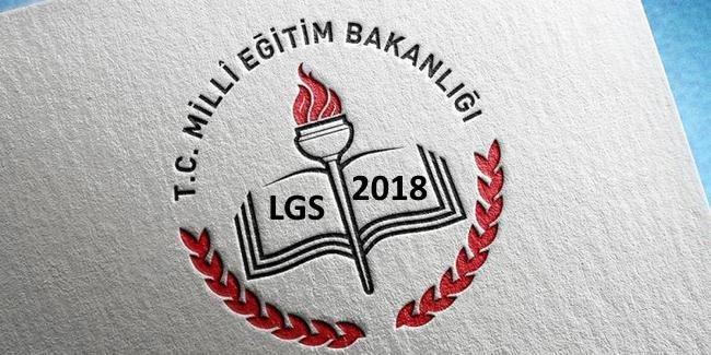 LGS başvuruları başladı