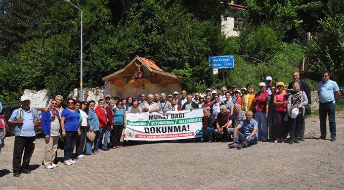 Madenciler Murat Dağı'na da göz dikti