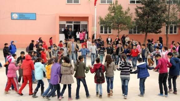 Mardin'deki 156 okulda eğitime 2 gün ara verildi