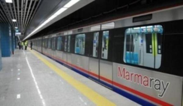 Marmaray'da 'istasyonu acil boşaltın' anonsu