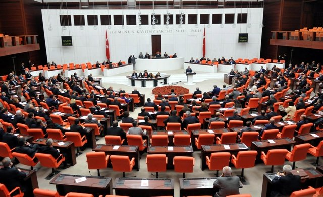 Meclis, 'Barış Pınarı Harekatı'yla ilgili bilgilendirilecek!