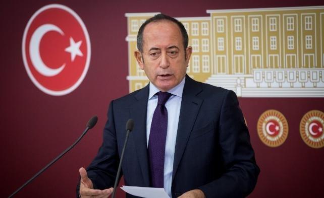 Meclis'ten geçen Kombassan yasasına CHP'li Hamzaçebi'den tepki: 'Bu yasa gücüyle bir soygun demektir'