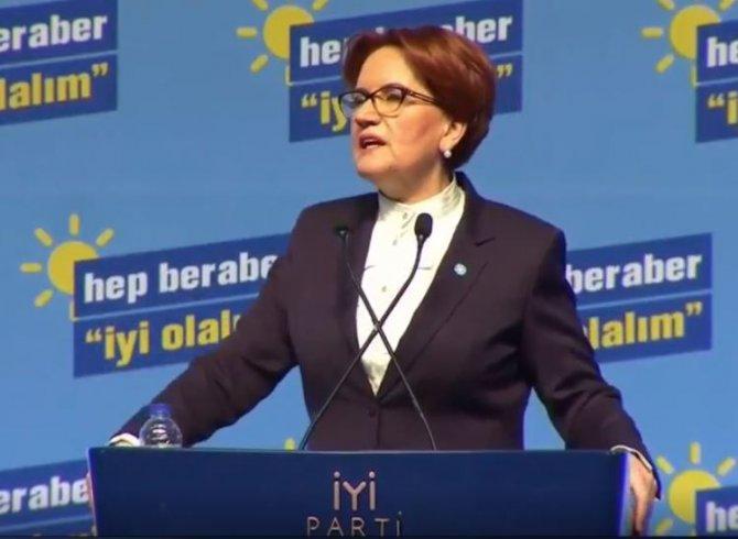 Meral Akşener'den 'Burhanettin Kocamaz' açıklaması: Bu bir ihmal değil, İYİ Parti'ye dahili bir operasyondur