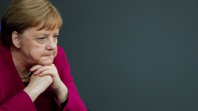 Merkel: Türkiye'nin AB'ye tam üye olmasını hiçbir zaman öngörmedim