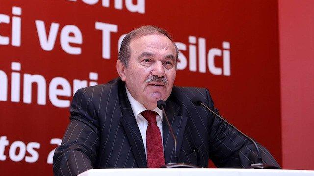 MHK başkanı Yusuf Namoğlu görevinden istifa etti