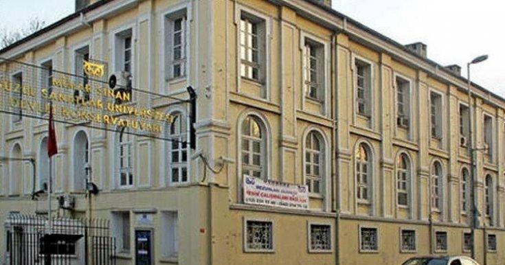 Mimar Sinan Güzel Sanatlar Üniversitesi rektöründen tepki çeken karar
