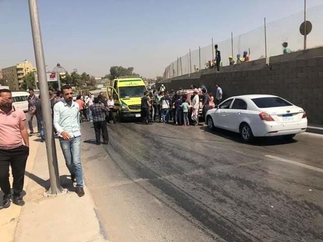 Mısır'da Giza Piramitleri yakınında patlama! En az 16 yaralı var