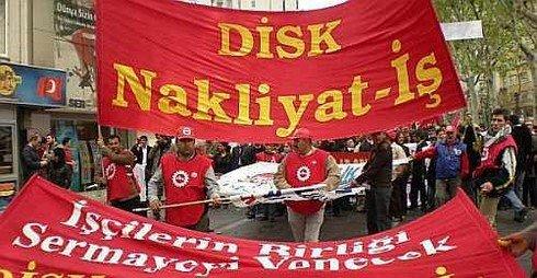 Nakliyat İş'ten 1 Mayıs'ta Taksim'e çağrı