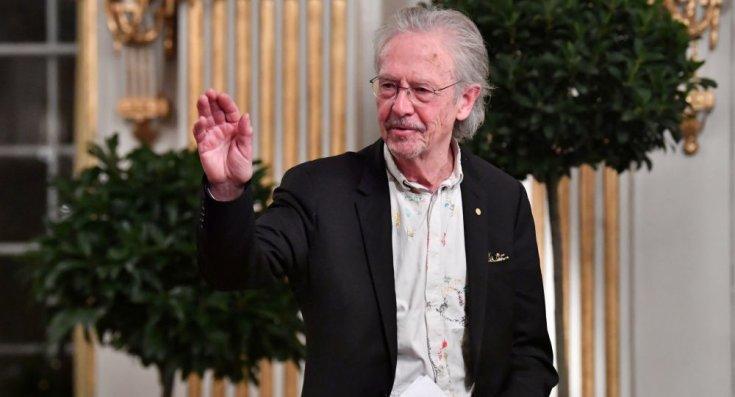 Nobel Edebiyat Ödülü'nün Handke'ye verilmesine Boşnaklardan tepki