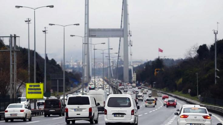 Otoyol ve köprü ücretleri anlık değişecek!