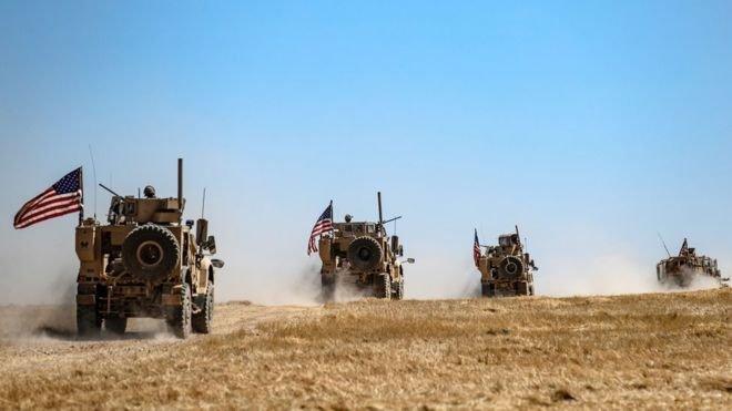 Pentagon: Türkiye'nin olası harekat güzergahı üzerindeki güçlerimizin yerini değiştirdik