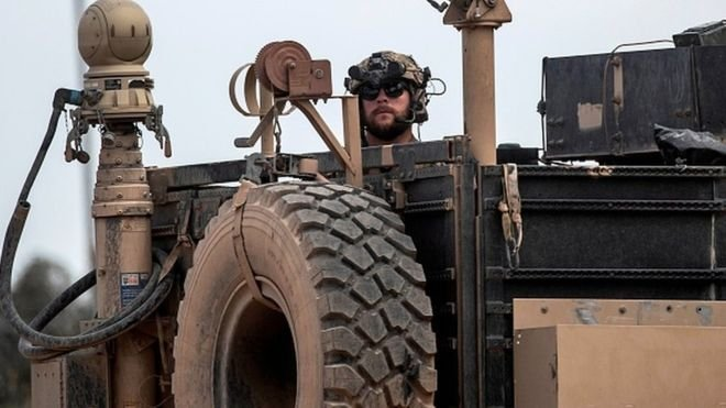 Pentagon yetkilisi: SDG'ye silah ve araç vermeye devam ediyoruz