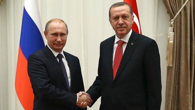Putin 8 Ocak'ta Türkiye'ye geliyor