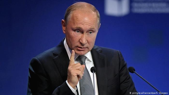 Putin ordudan, ABD'nin füze denemesine karşı hazırlık yapmasını istedi