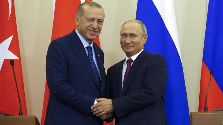 Putin: Türklerle çalışmak Avrupalılarla çalışmaktan daha kolay. Erdoğan karar alıyor ve uyguluyor