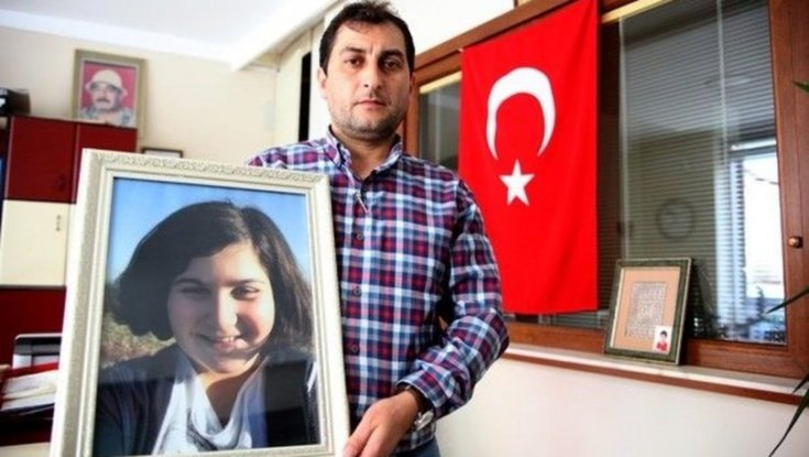 Rabia'nın babası Şaban Vatan: Ayağı kopmak üzereydi ama yerde kan yoktu