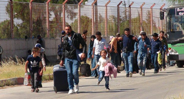 Ramazan ve Kurban Bayramı için ülkelerine giden 39 bin Suriyeli daha Türkiye'ye döndü