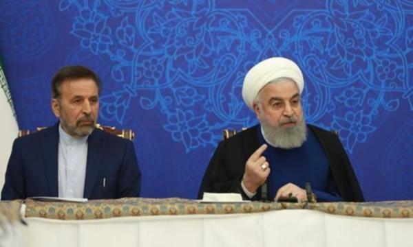 Ruhani'den ABD'ye: Dinimizde, kültürümüzde teslim olmak yok