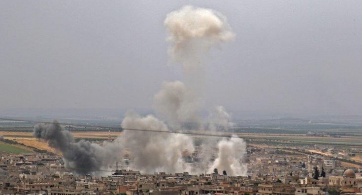 Rusya: Terörist gruplar İdlib'in güneyine takviye güç gönderiyor