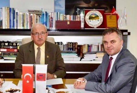 Sertaç Balyemez, Belediye Başkanı Kadir Albayrak'ın danışmanı oldu